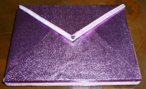 Envelope Box Front View by blackrose1959
