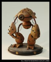 RUSTY-06PG by Alix-modelmaking