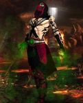 MK9 - Dungeon Master Ermac Preview by SovietMentality
