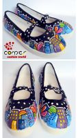 nght city shoes by JONY-CAKEP