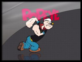 Popeye by crehe29