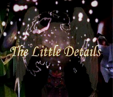 Little Details - Fanfic Cover by Shockbox