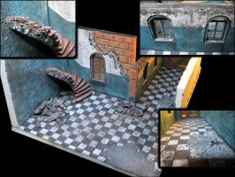 Zombicide background WIP - 20 janvier 2013 by Arnolf