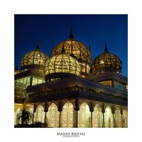 Masjid Kristal by an-urb
