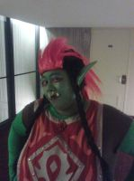 Dragoncon Wow Orc me 6 by SpaceRanger108