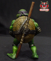 TMNT THE MOVIE 1990 REPAINT 10 by wongjoe82
