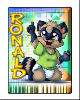 Ronald McCoon Tag by Tavi-Munk