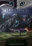 Illusions Poster by Wazilikie