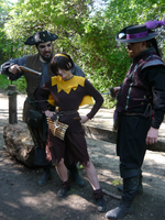 Peter Pan and the Pirates by PeterSassyPan