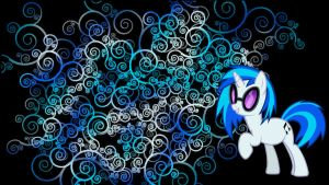 DJ Pon3 wallpaper by Coall
