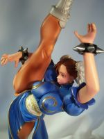 Chun-Li High kick 9 by Shoko-Cosplay