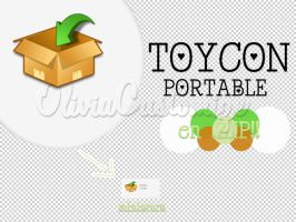 ToYcon Portable by OliviaColors