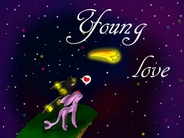 young love by AmyroseXDSonic