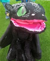 Toothless- Quadsuit by wolf-child1995