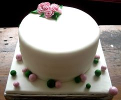 Ball cake by bahgee