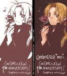 FMA - Ed -- gift art colored by evanescent-adoration
