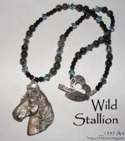 Wild Stallion for Mothers Day by 1337-Art