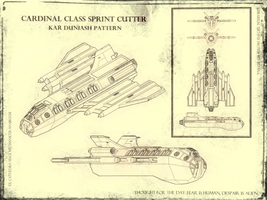 Cardinal cutter schematic by TemplateConstruct