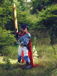 I fight for Crimea - Ike Fire Emblem Radiant Dawn by ManticoreEX