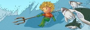 Aquaman by merage