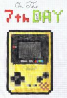 12 Days of Colonel-Mas - Day 7 - Gameboy Color by Colonel-Majora-777