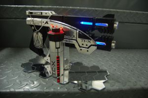 Mass Effect Set - 2012 Charity Auction by ammnra