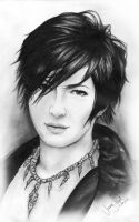 Gackt by medusacandydive