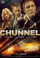 Chunnel (Seinfeld Movie Poster) by oldredjalopy