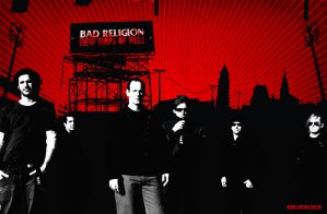 Bad Religion Poster by lfleite