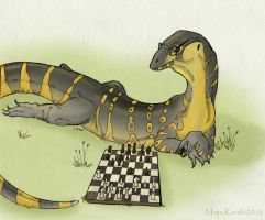 Chess by Eurwentala