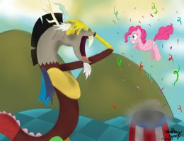 Discord has a Good Laugh...? by Whibbleton