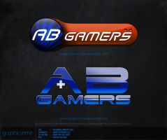 Ab Gamers Logo by graphicsnme