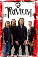 trivium poster for competetion by addictive-enemy