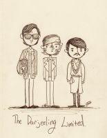 The Darjeeling Limited by squiddleville