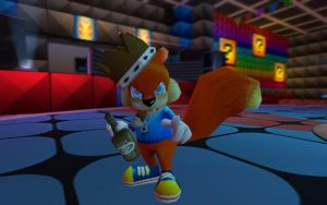 Conker the King by Luigimariogmod