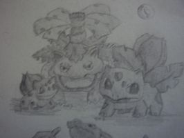 gotta draw them all 001 002 003 by Jornblk