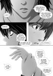 Death Note Doujinshi Page 75 by Shaami