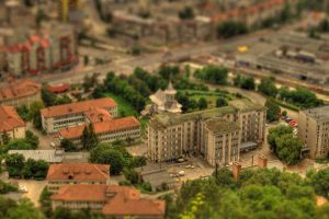 Tilt Shift by jurjak