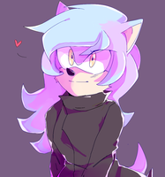 lila the hedgehog by 2cans