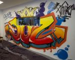 JUZ Action with kids by sKodOne