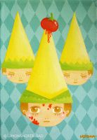No Ordinary Dunce by yuzukko