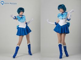 Sailor Mercury - Agent of Love and Exams by Benny-Lee