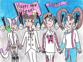 Happy Groovy New Year by KimiBarHonda