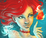 Underwater Fascination by LAS-T