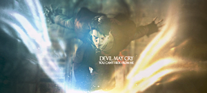 Devil May Cry Signature by Qonqueror99