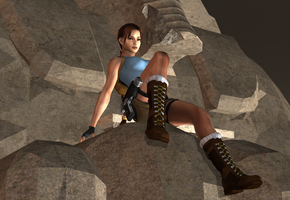 Sanctuary of the Scion by tombraider4ever