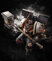 Templar by Shinybinary
