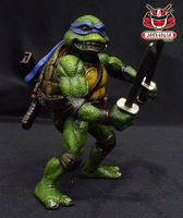 TMNT THE MOVIE 1990 REPAINT 04 by wongjoe82