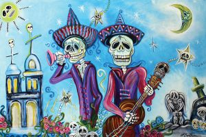 Secrets Of The Mariachi by barbosaart