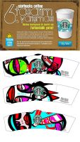 Starbucks Competition by jellyfishenroyale